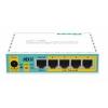 Проводной роутер Mikrotik RB750UPr2 (hEX PoE lite)