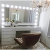 Гримерный стол и зеркало барбери