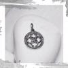 Срібний кулон оберег «Весільник»