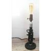 Настільна лампа ручна дриль лофт декор ретро