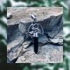 Cрібний кулон - оберіг «Грифон охоронець»