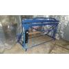 Напольная универсальная установка для раскроя и изготовления пакетов из плёнки импульсного нагрева с пневмоприводном НУП 2000 ст