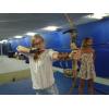 Лyчный тир - Archery Kiev, стpeльба из лyка в Киеве на Оболони/Теремки - Тир Лучник