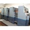 Б/у 4 красочная печатная машина, форматом В2