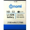 Nomi i502 (NB-53) 2100mAh Li-ion