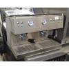 Продажа 2-х постовой чалдовой кофемашины Ascaso Inox Trio F. F TR-1 б/у. Гарантия.