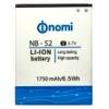 Nomi i501 (NB-52) 1750mAh Li-ion