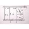 Ул. Полтавский Шлях 126. Уютная двухкомнатная квартира. Общая площадь 45 м. кв. , жилая 27, и кухня 6 метров.