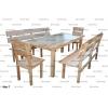 Набор мебели деревянный / Нм-7
