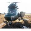 Вертолет для внесения удобрений