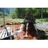 Оленёво живая, эко, натур, природная, свежая минеральная вода из источника, тип Боржоми