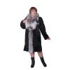 Изумительное пальто из астрагана