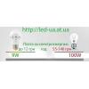 Светодиодная лампа E27 7W 750 Lm LED 85-265 вольт
