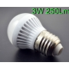 Светодиодная лампа 12W 1050Lm E27 220V вольт с Гарантией