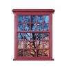 Английские вертикально-сдвижные окна .