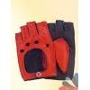 Велоперчатки кожаные, детские, новые