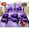 Комплект недорого постельного белья, Полисатин PS-HL135