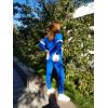 Женский костюм для прогулок и дома. Ручная работа.