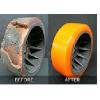 Покрытие колес, валов, роликов полиуретаном