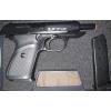 Стартовый пистолет SUR 2608 (черный) + запасной магазин