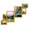 Мультирамка Путешествие венге на 12 фотографий