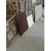 Каменная плита 900*600*30 мм. , натуральная , коричневый цвет , для облицовки фасадной или устройства площадки , дорожек