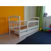Односпальная кровать детская - Karinalux. Бонус к заказу