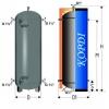 Теплоаккумулятор или буферная емкость Корди АЕ-4-I
