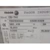 Электроплита б/у, плита электрическая б/у профессиональная Fagor CE-741, 4 конфорки