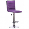 Фиолетовый визажный стул 1156