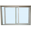 Раздвижные окна и двери из металлопластика .