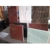 Различные фактуры поверхности мрамора : Полированная — зеркальная поверхность увеличивает насыщенность цвета и рисунок камня