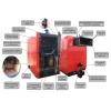 Котел твердотопливный BRS 150 кВт Comfort BM