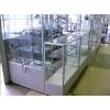 Витрины с алюминиевого профиля Торговое оборудование