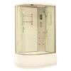 Душевая кабина Massimo Drake SDR432 LIGHT 120*80*215 правая