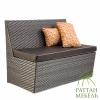 Садовая мебель из ротанга, Диван Орлеан