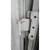 Оконно-дверные петли SARAY S-94, петли на алюминиевые двери Saray доставка по Украине, петли для ремонта дверей