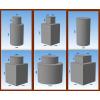 Металлические кессоны для скважин от производителя ugm