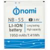 Nomi i505 (NB-55) 1950mAh Li-ion