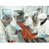 Рабочий на упаковку колбасы и сосисок в Польшу