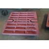 Отливки запчастей для дробилок из высокомарганцовистой стали 110Г13Л
