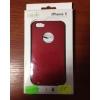 Чехол Moshi для iPhone 5-5S (красный)