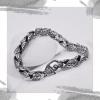 Срібний браслет « Вишуканість»