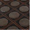 Турмалиновый(турманиевый) нефритовый коврик с большой ионизацией