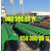 Борона мотыга от 3 до 12 метров с компенсацией до 40%