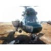 Вертолет для внесения аммиачной селитры