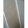 Из мрамора можно создать различный радиус столешницы, так как материал с легкостью поддается обработке