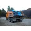 Вывоз строительного мусора, демонтаж стен