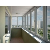 Расширение и остекление балконов и лоджий Под Ключ