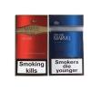 """Оптом сигареты """"Marvel"""" красные, синие"""